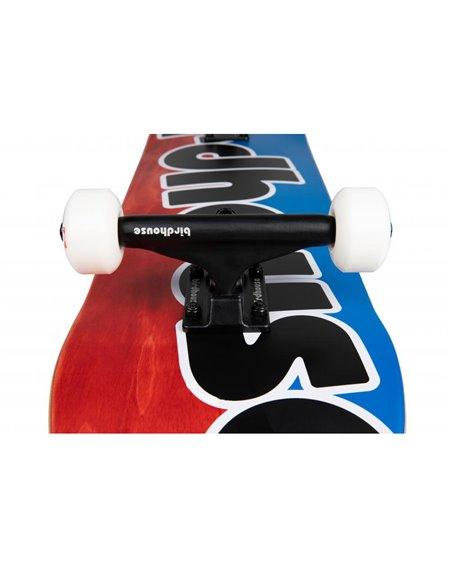 "Birdhouse Toy Logo 8"" Komplett-Skateboard Red/Blue"