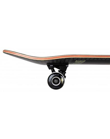 "Birdhouse Plague Doctor 8"" Complete Skateboard Black"