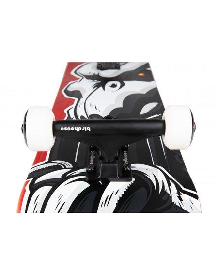 "Birdhouse Skateboard Hawk Falcon 2 8"" Red"