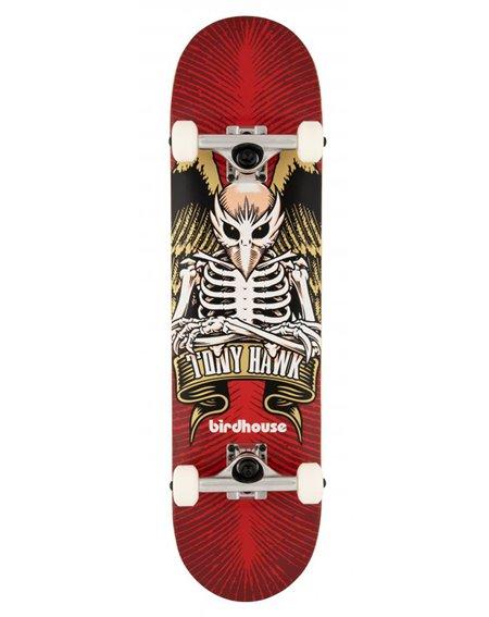 "Birdhouse Skate Montado TH Icon 8"" Red"