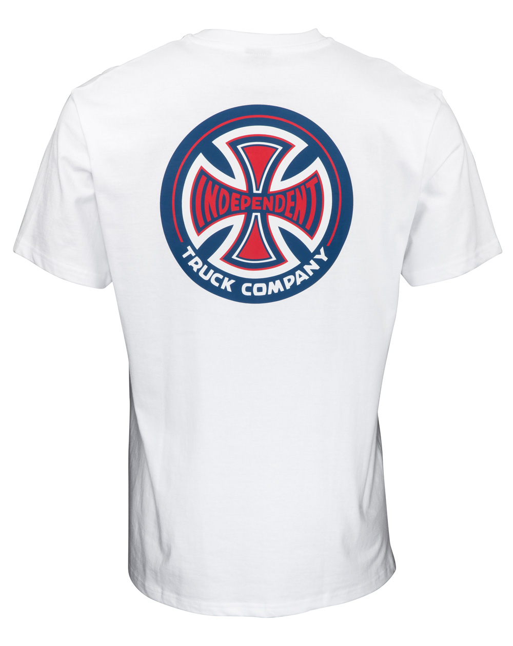 Independent 78 Cross Camiseta para Homem White