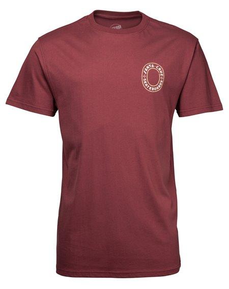 Santa Cruz Screamo T-Shirt Uomo Blood