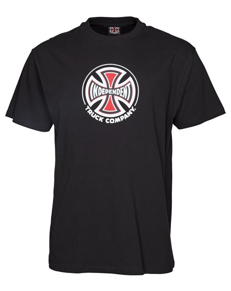 Independent Men's T-Shirt Truck Co. Black