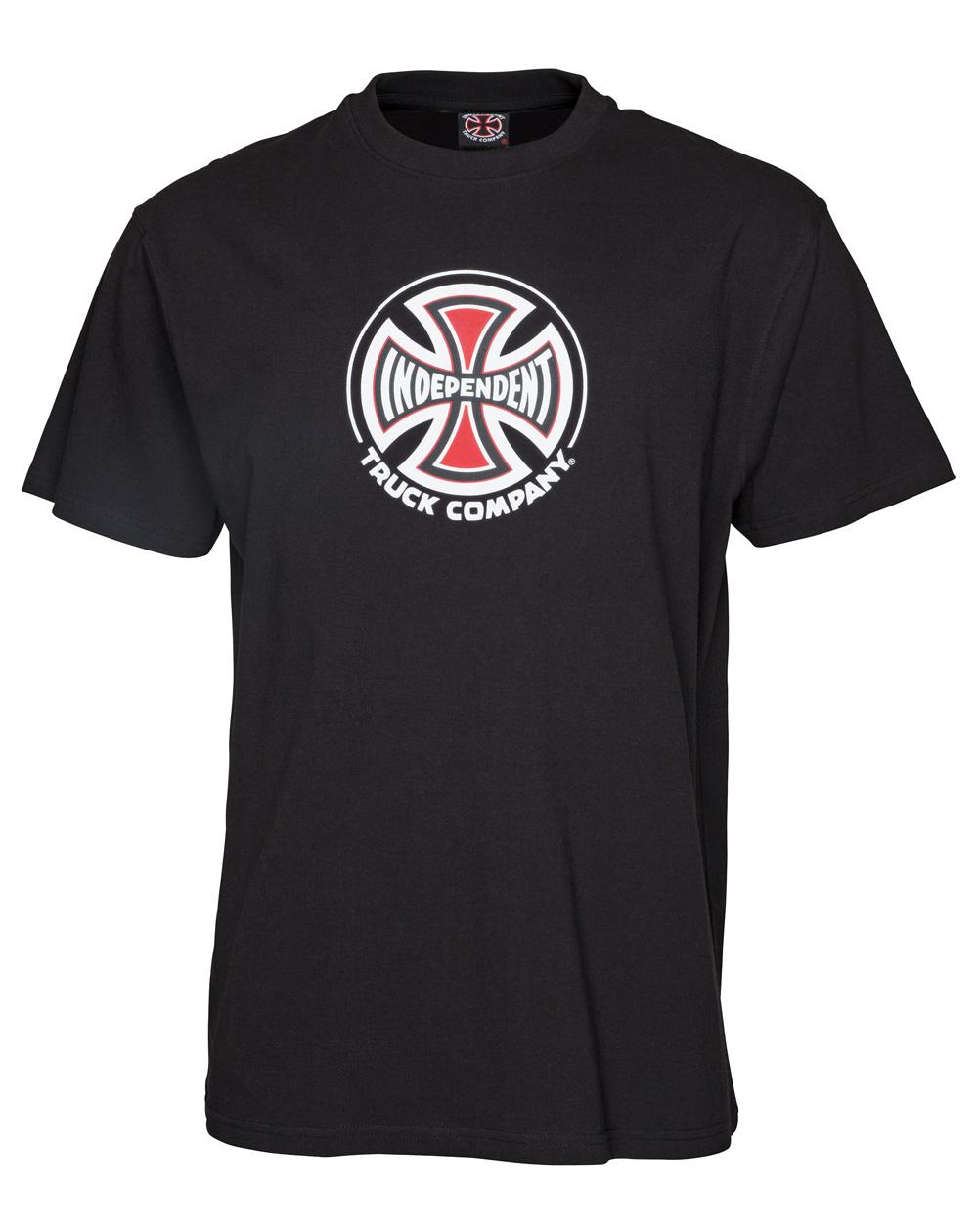 Independent Truck Co. Camiseta para Homem Black