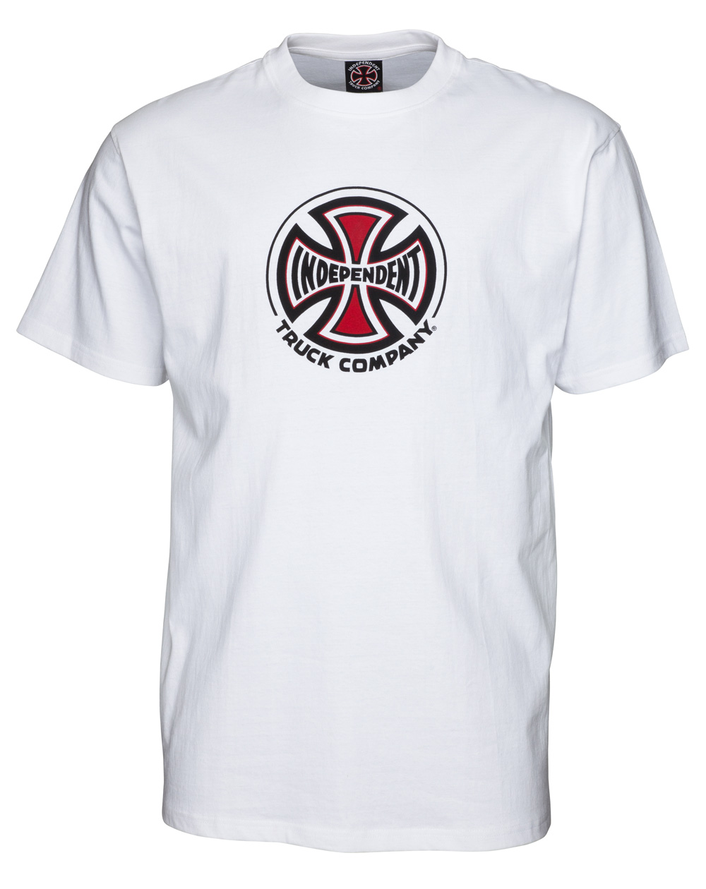 Independent Men's T-Shirt Truck Co. White