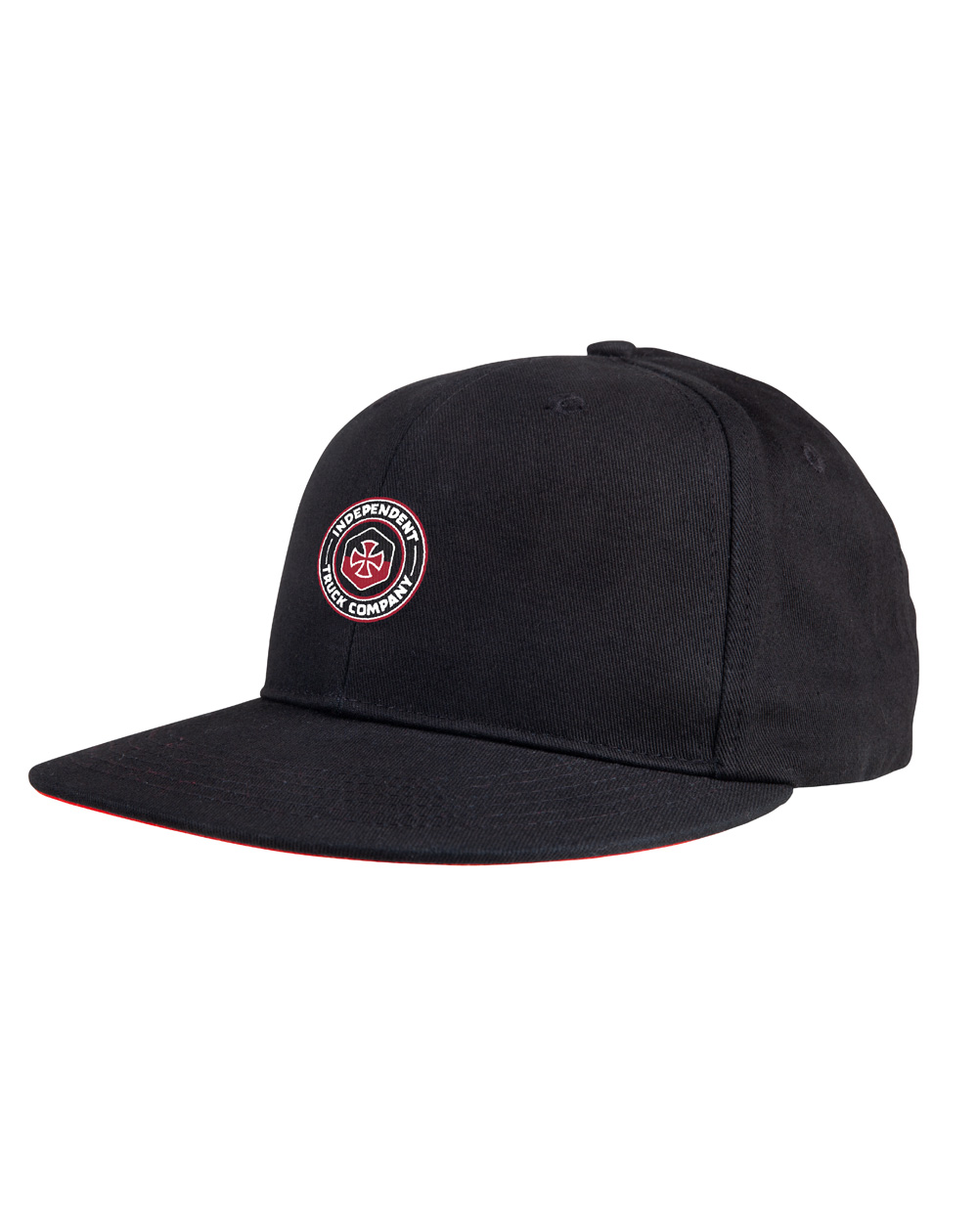 Independent Blockade Cappellino da Baseball 5 Pannelli Uomo Black