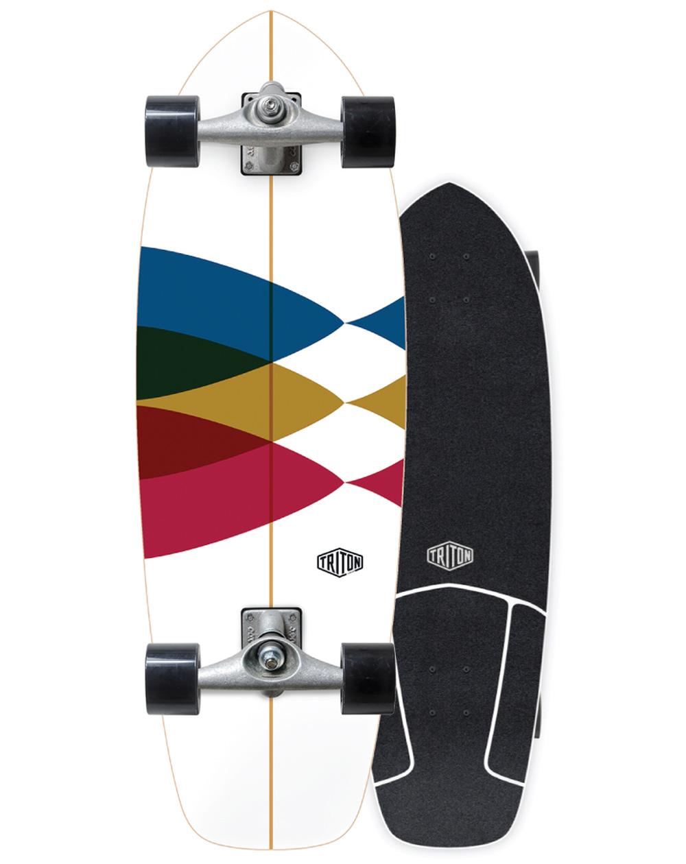 "Carver Surfskate Triton by Carver Spectral 30"""