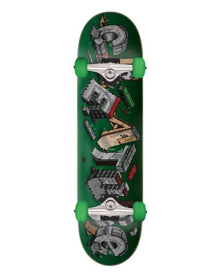 "Creature Skateboard Completo Slab DIY Full 8"""