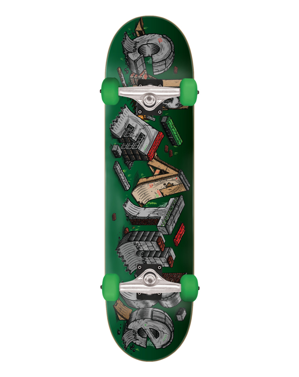 "Creature Skateboard Slab DIY Full 8"""