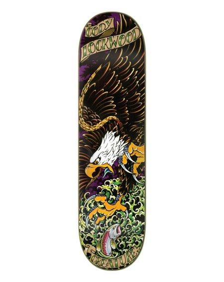 "Creature Shape Skate Lockwood Beast of Prey 8.25"""