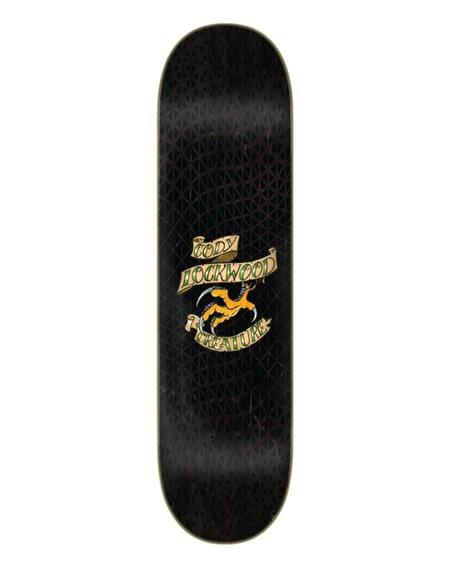 """Creature Tavola Skateboard Lockwood Beast of Prey 8.25"""""""