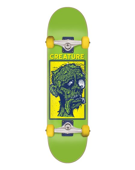 """Creature Return of the Fiend Mid 7.8"""" Complete Skateboard"""