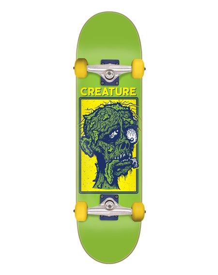 "Creature Skate Montado Return of the Fiend Mid 7.8"""