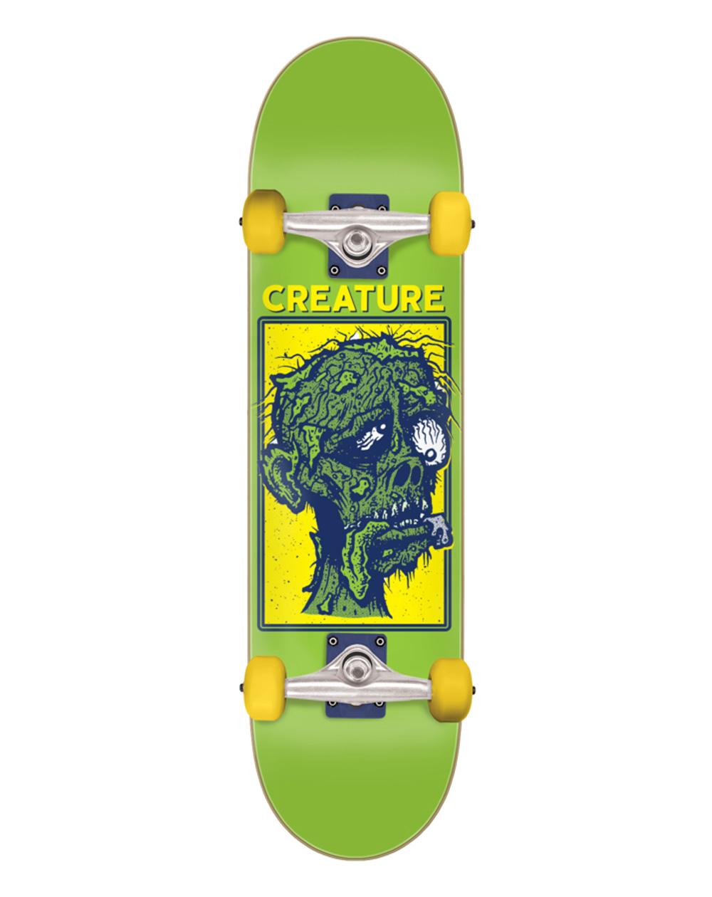 "Creature Skateboard Return of the Fiend Mid 7.8"""