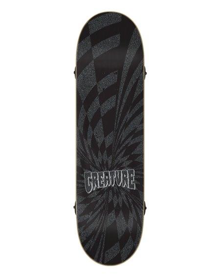 """Creature Skateboard Logo Metallic Mini 7.75"""""""