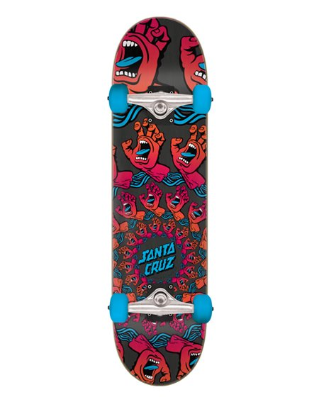 "Santa Cruz Skateboard Complète Mandala Hand Full 8"""