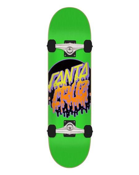"Santa Cruz Rad Dot Micro 7.5"" Komplett-Skateboard"