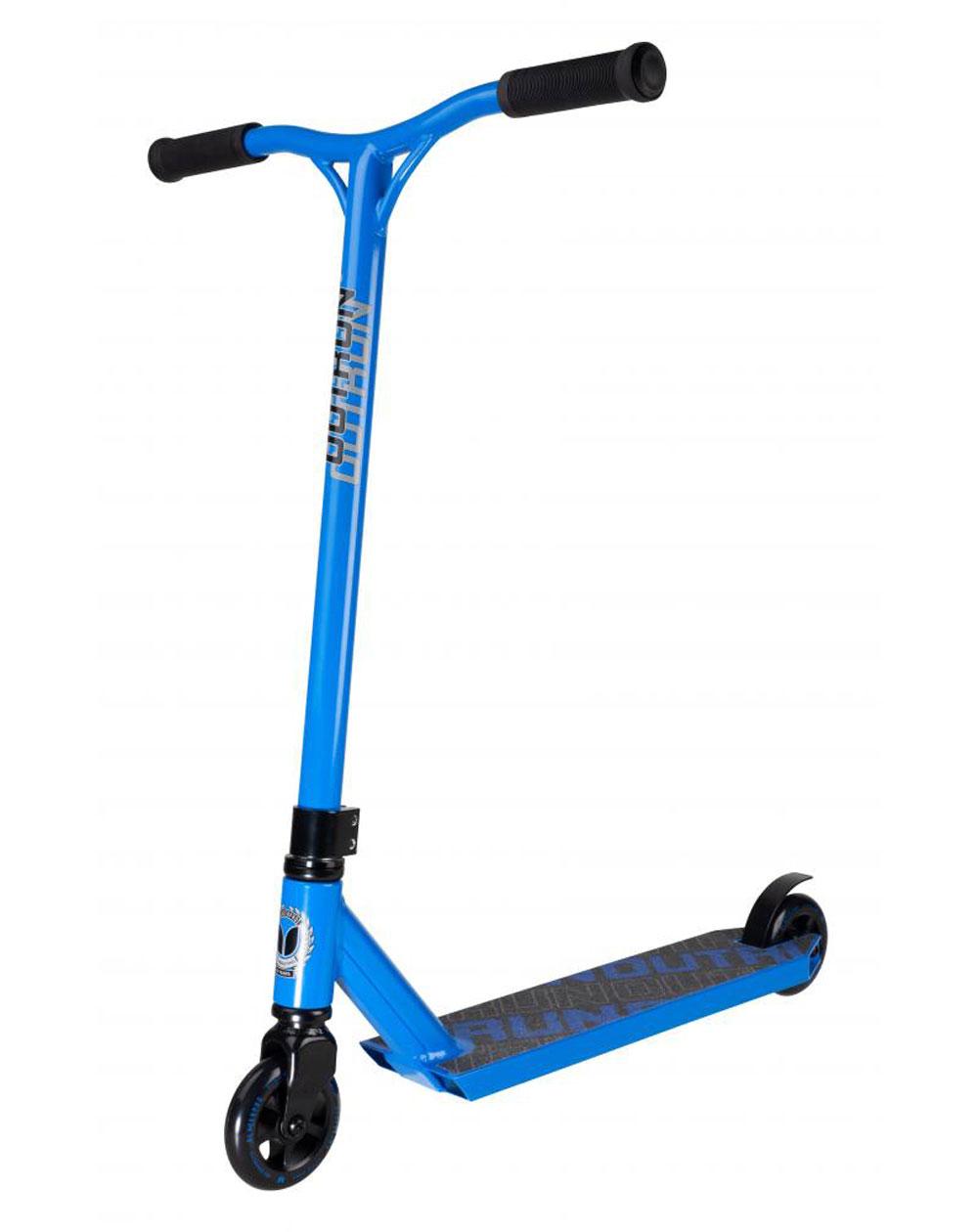 Blazer Pro Outrun 2 Stunt Scooter Blue
