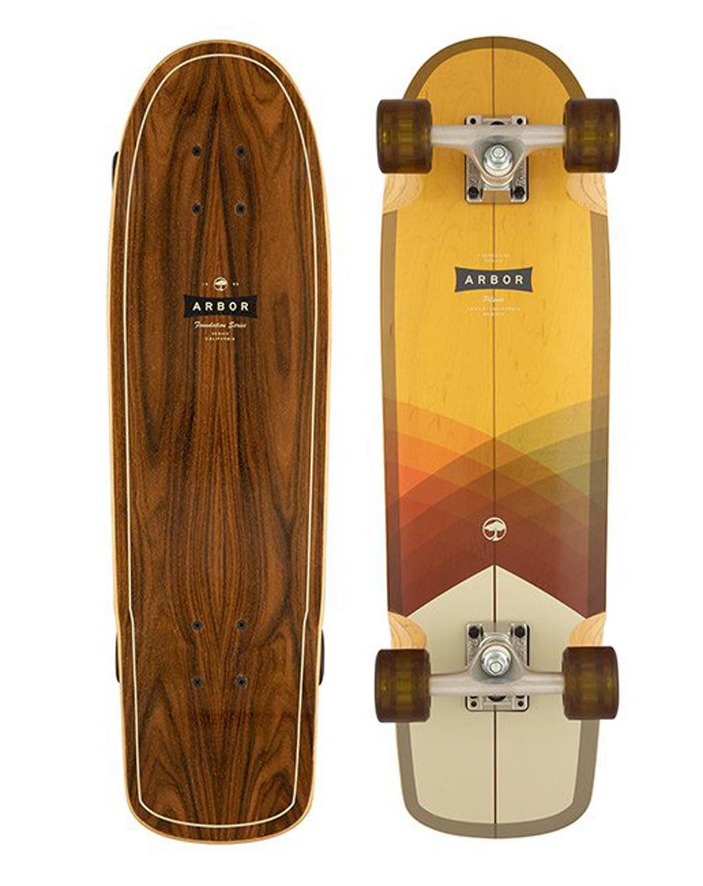 """Arbor Skateboard Cruiser Foundation Pilsner 28.75"""""""