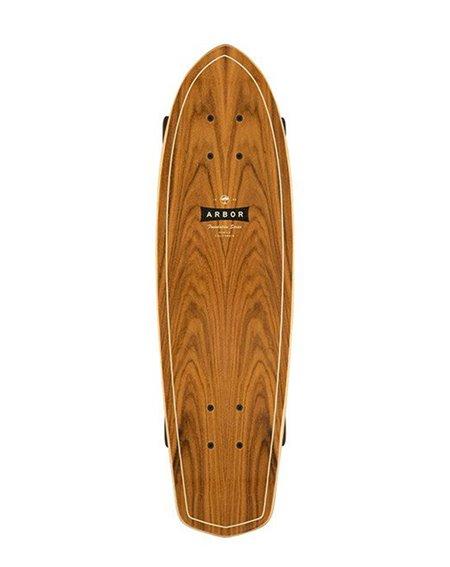 """Arbor Foundation Pocket Rocket 27"""" Skateboard Cruiser"""