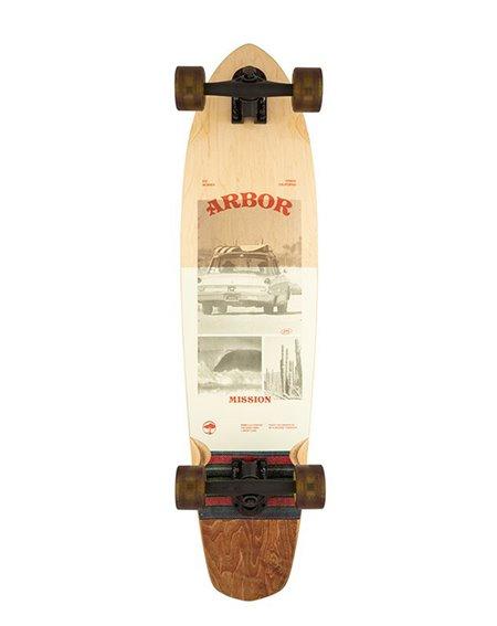 "Arbor Skate Cruiser Photo Mission 35"""