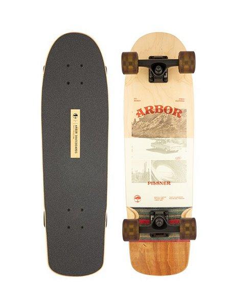 """Arbor Photo Pilsner 28.75"""" Skateboard Cruiser"""