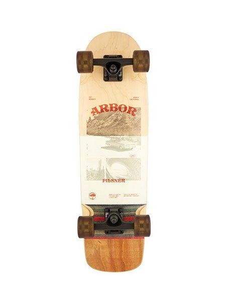 """Arbor Skateboard Cruiser Photo Pilsner 28.75"""""""