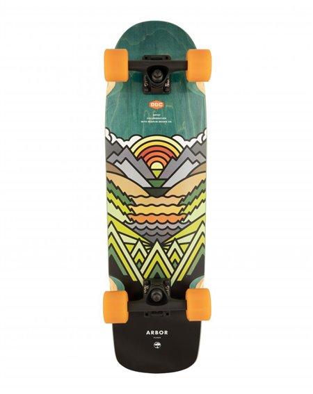 """Arbor Skateboard Cruiser Artist Pilsner 28.75"""""""