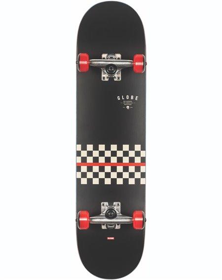"Globe Skateboard Complète G1 Full On 7.75"" Redline"