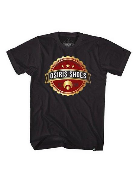 Osiris Mark Camiseta para Homem Black