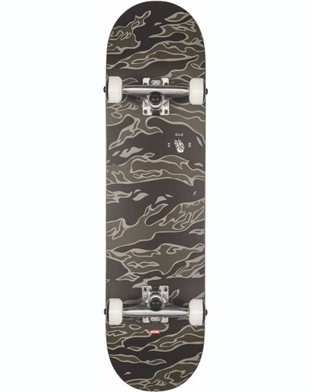 "Globe Skateboard Complète G1 Full On 8"" Tiger Camo"