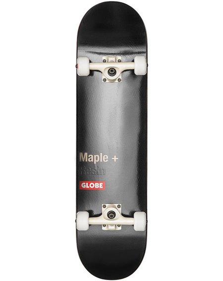 "Globe G3 Bar 8"" Complete Skateboard Black"