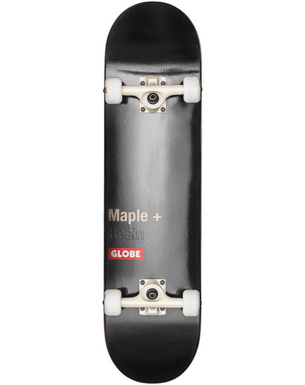 """Globe Skateboard G3 Bar 8"""" Black"""