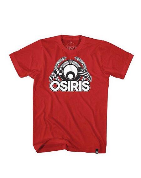 Osiris Victory T-Shirt Uomo Red