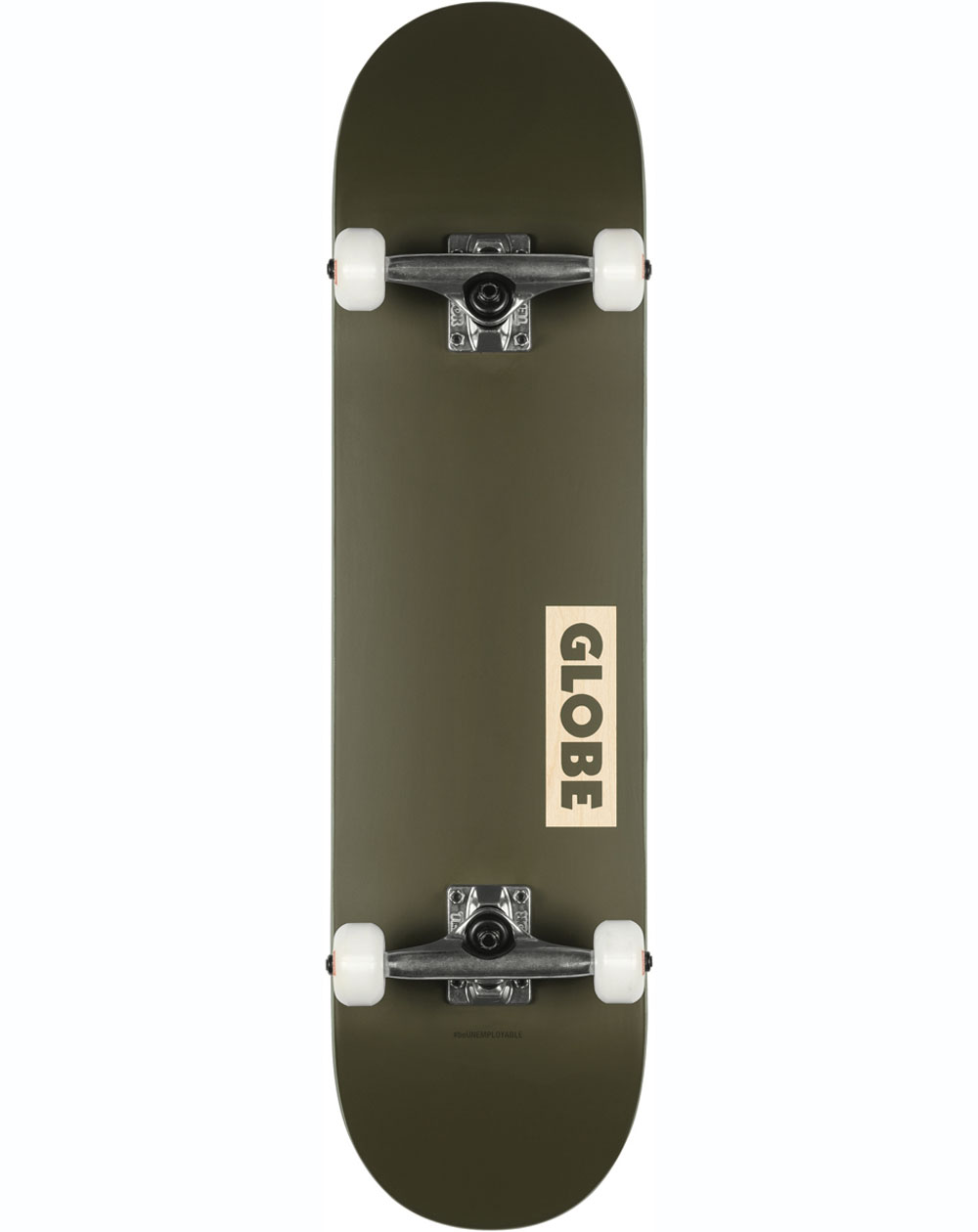 "Globe Skateboard Goodstock 8.25"" Fatigue/Green"