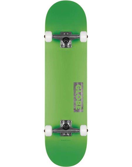 "Globe Goodstock 8"" Complete Skateboard Neon Green"