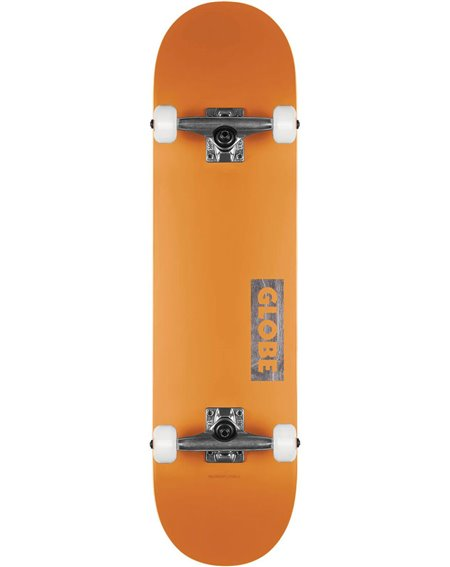 """Globe Skateboard Completo Goodstock 8.125"""" Neon Orange"""