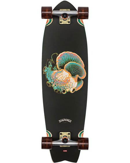 "Globe Skateboard Cruiser Chromantic 33"" Bio-Morph"