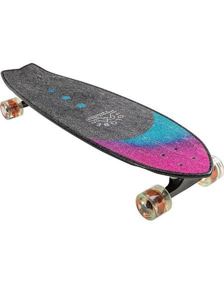 "Globe Skate Cruiser Chromantic 33"" Washed Aqua"