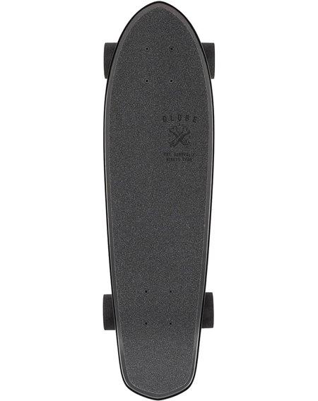 "Globe Skateboard Cruiser Blazer 26"" Black the F out"