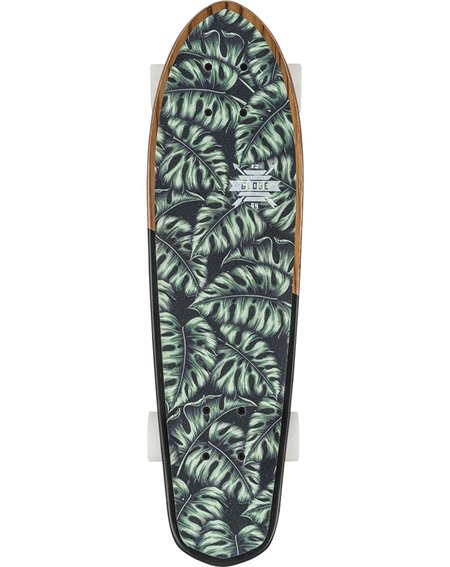 "Globe Skateboard Cruiser Blazer 26"" Teak/Monstera"