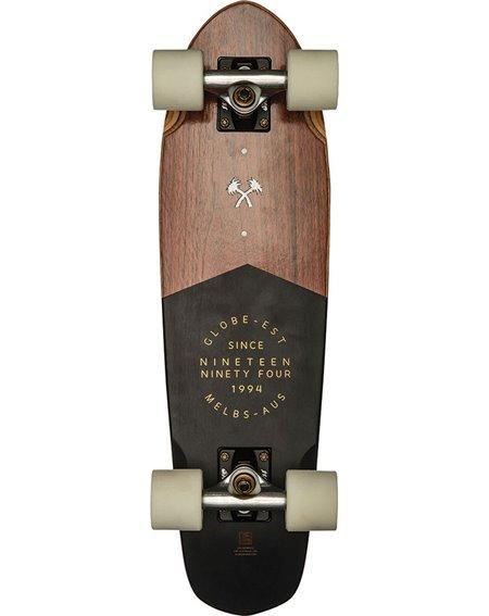 """Globe Blazer 26"""" Skateboard Cruiser Wallnut"""