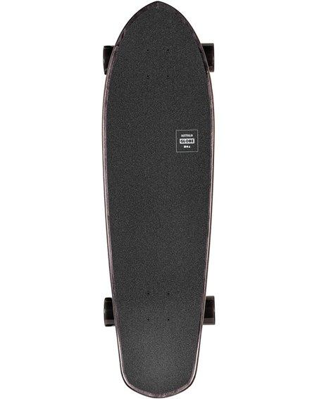 "Globe Skateboard Cruiser Big Blazer 32"" Red Toadstool"