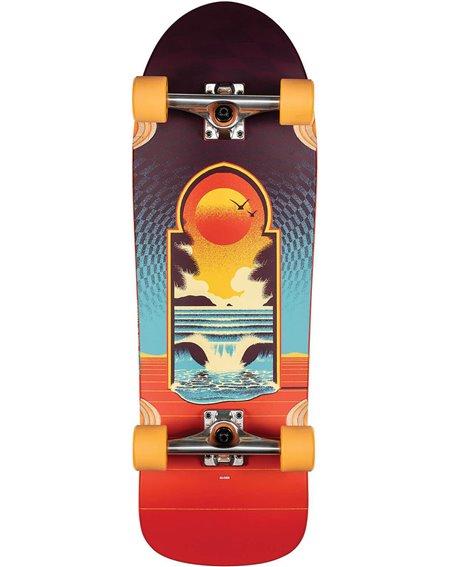 "Globe Skate Cruiser Aperture 31"" Cult of Freedom/Portal"