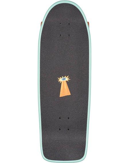 """Globe Burner 30"""" Skateboard Cruiser Cult of Freedom/Explode"""