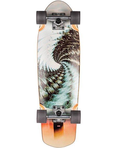 """Globe Skateboard Cruiser Trooper 27"""" Oceanfront"""