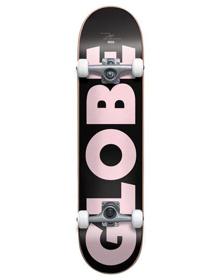 "Globe G0 Fubar 8"" Complete Skateboard Black/Pink"