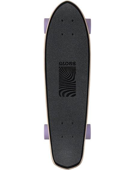 "Globe Skateboard Cruiser Blazer 26"" Black/Purple"