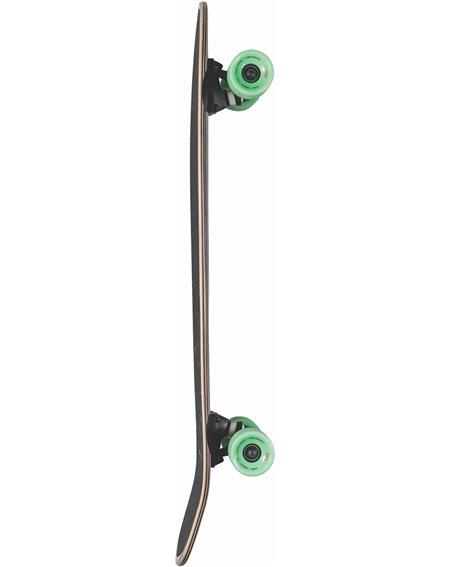 """Globe Skateboard Cruiser Big Blazer 32"""" Black/Green"""