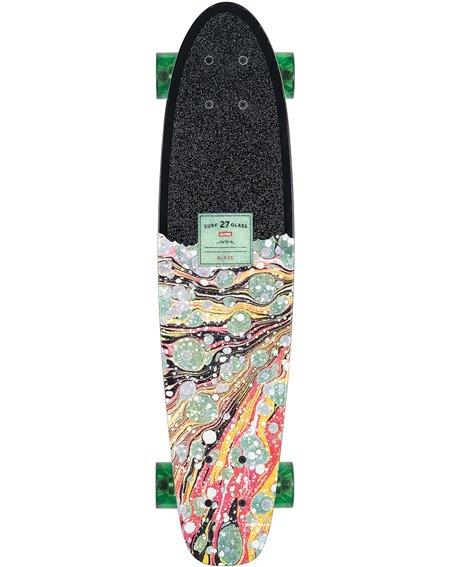"""Globe Skateboard Cruiser Surf Glass 27"""" Blaze"""